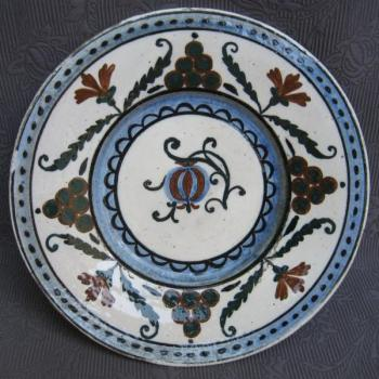 Wall Plate - 1930